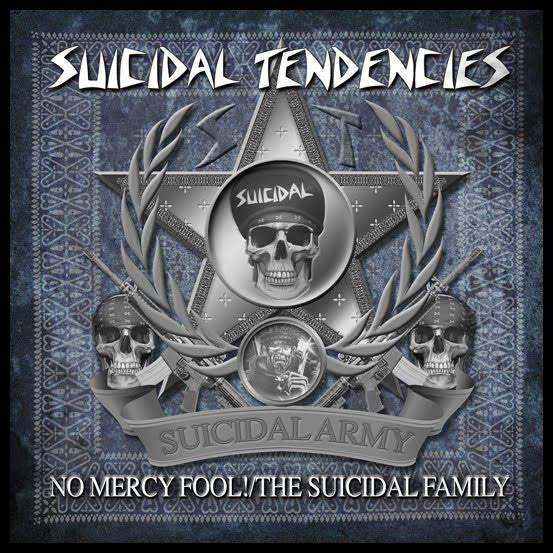 No Mercy Fool!/The Suicidal Family - 2010