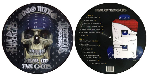 SOLD OUT - Year Of The Cyco Limited Edition Picture Disc