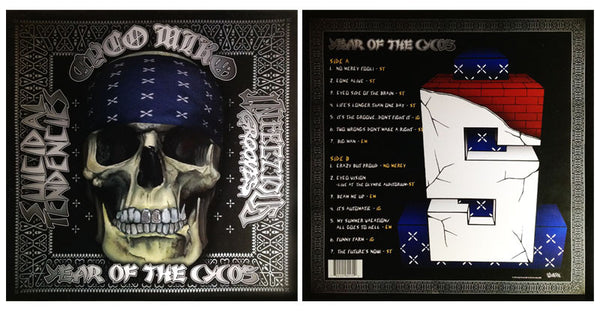 Year Of The Cycos LP - Black Vinyl