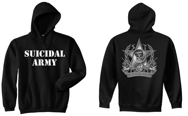 SOLD OUT - Suicidal Army Hoodie