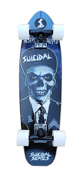 Suicidal Skates Institutionalized Cruiser
