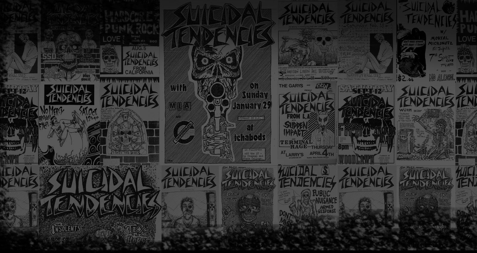 Suicidal Tendencies Merchandise STore