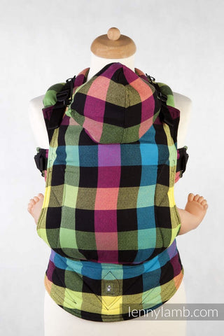 LennyLamb Ergonomic Carrier Plaids - Baby size