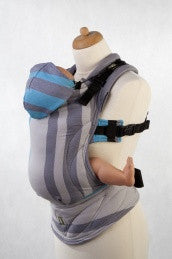 LennyLamb Ergonomic Carrier Misty Morning
