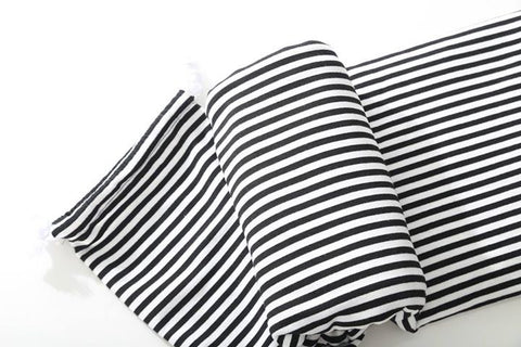 BabyUltra Stretchy First Wrap Stripes Black/White