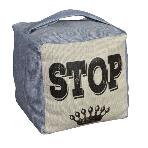 "Cale Porte ""Stop"" 20X20 H15 Coll. Jersey"
