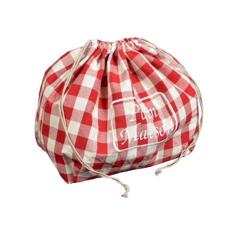 "Sac ""Pain De Campagne"" H30 Campagne Rouge"
