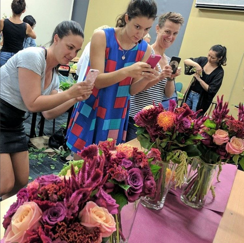 Blume Flower School & Petal Post Floral Workshops