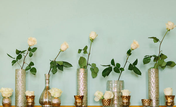 Ways to Decorate Your House With Fresh Flowers This Raya