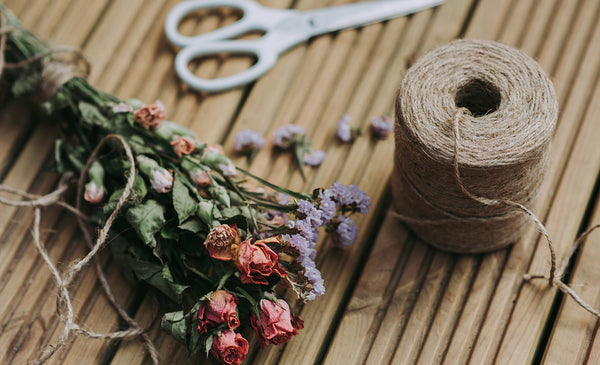6 Items You Can Create From Cut Flowers