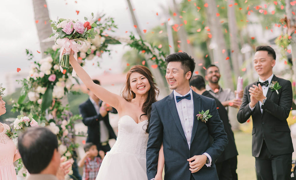 The ultimate guide to choosing the perfect flowers for an IG-worthy wedding