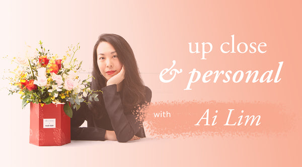 Up Close & Personal with Ai Lim