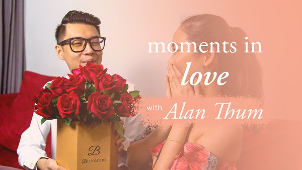 Moments in Love with Alan Thum