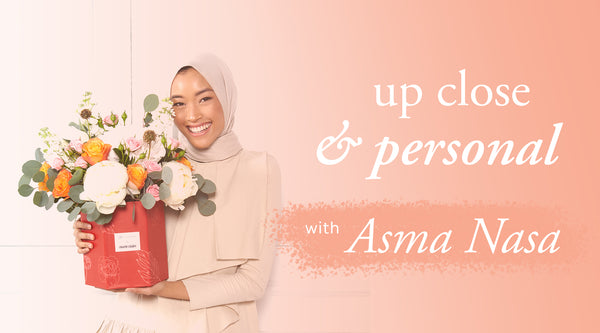Up Close & Personal with Asma' Nasaruddin