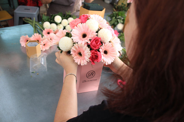Get to know the woman behind our beautiful flower arrangements!