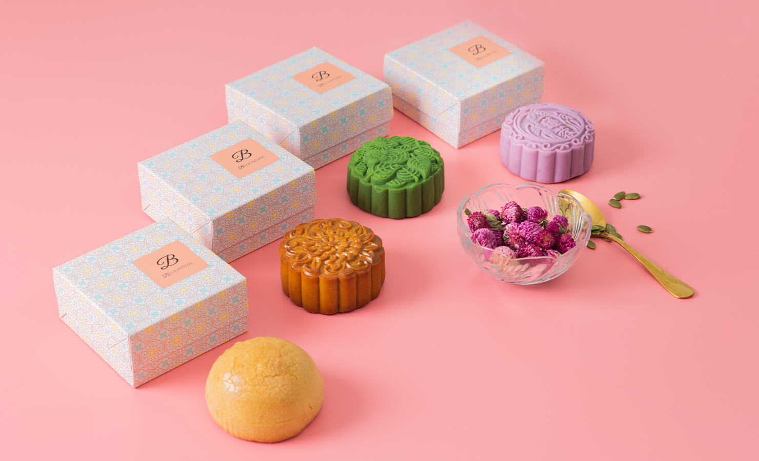 bloomthis-mid-autumn-festival-activities-guide-2021-08-colourful-mooncakes