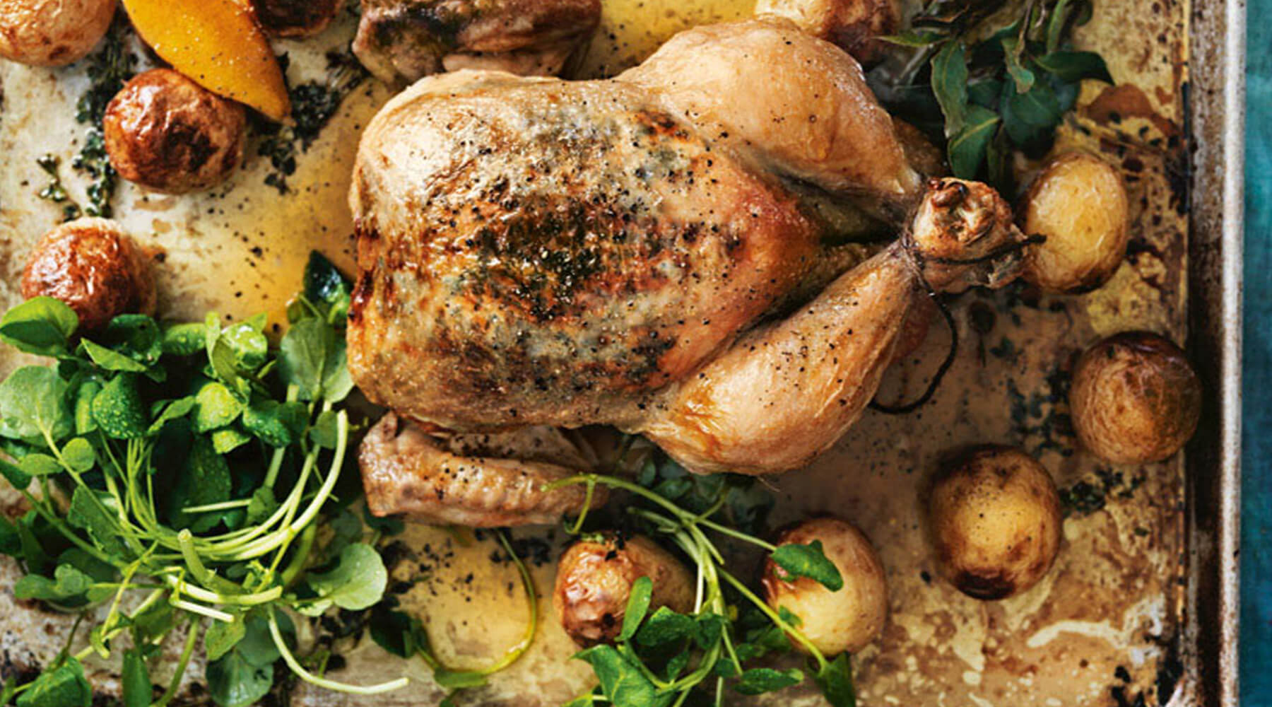 lemon-thyme-roasted-chicken