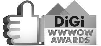 digi wwwow awards logo