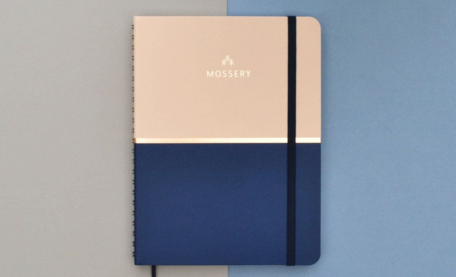 mossery-biscuit-blue-a5-notebook