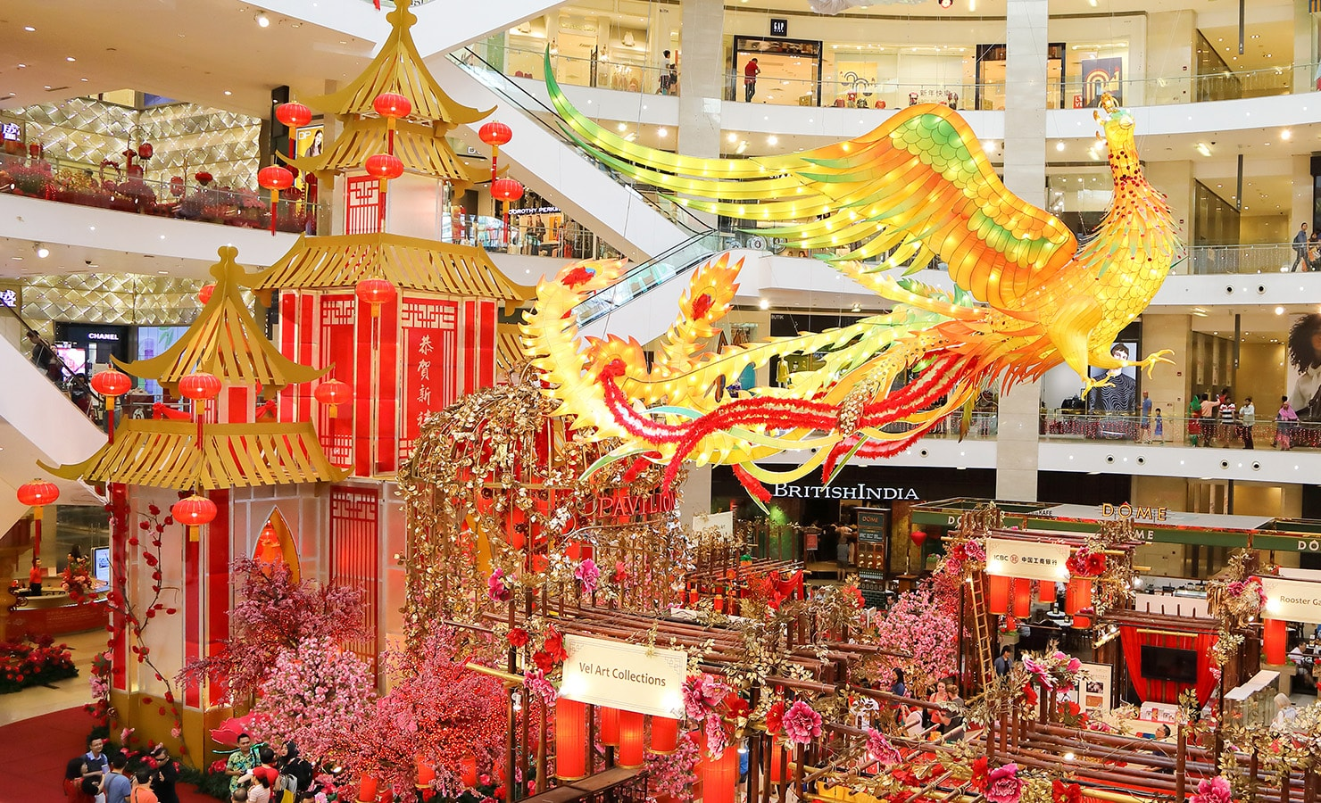 shopping-mall-pavillion-kl-cny
