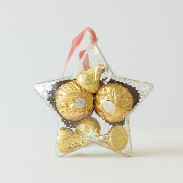 Ferrero & Hershey Star Bauble