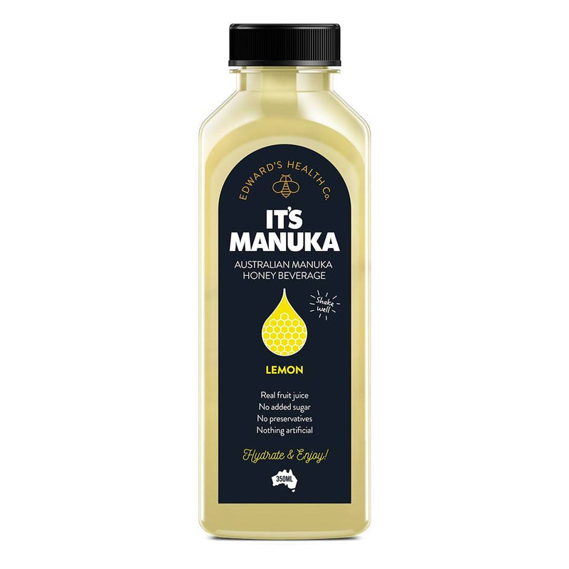 It's Manuka Lemon (350 ml)