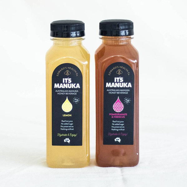 It's Manuka Pomegranate & Lemon Combo (350 ml)
