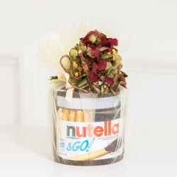 Nutella Sticks