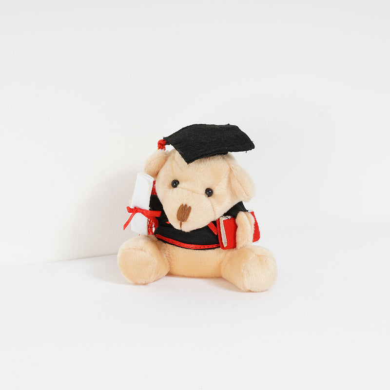 Champ Graduation Bear (11cm)