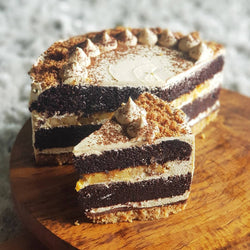 Banoffee Chocolate Cake
