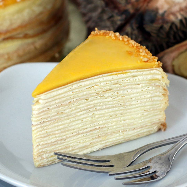 D24 Durian Crepe Cake
