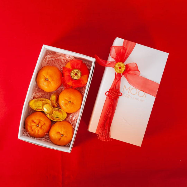 CNY Mandarin Orange Gift Box