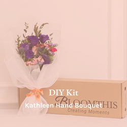 Kathleen Hand Bouquet DIY Kit