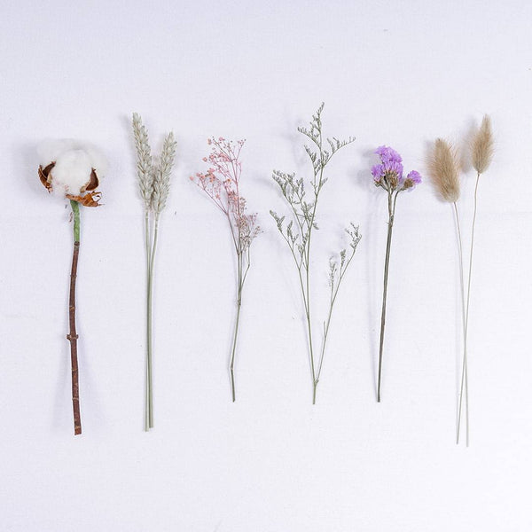Leesha Dried Flower Bouquet DIY Kit