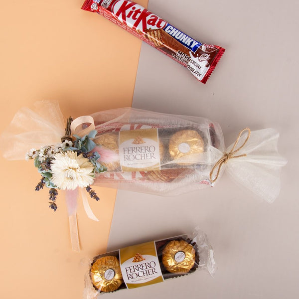 Ferrero & KitKat Chocolates