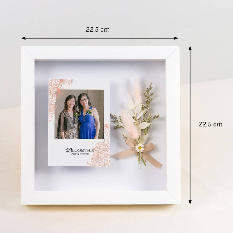 Asami Photo & Flower Frame (MDV)