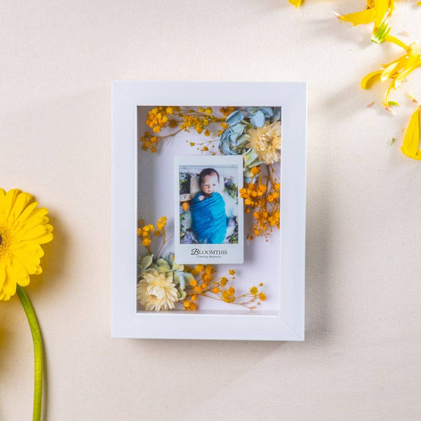 Love Eternal Sunshine Photo & Flower Frame