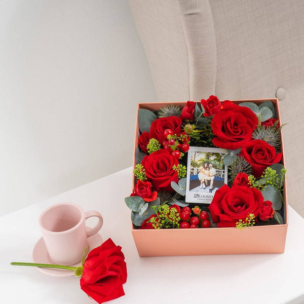 Mona Photo & Flower Box (MDV)