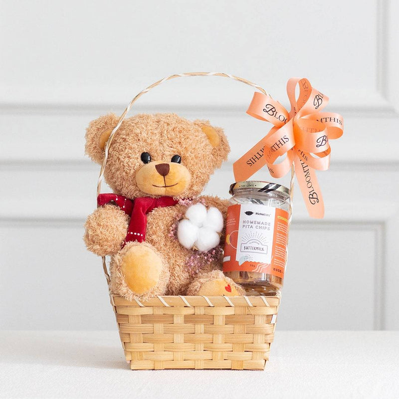 Beary Thoughtful Hamper