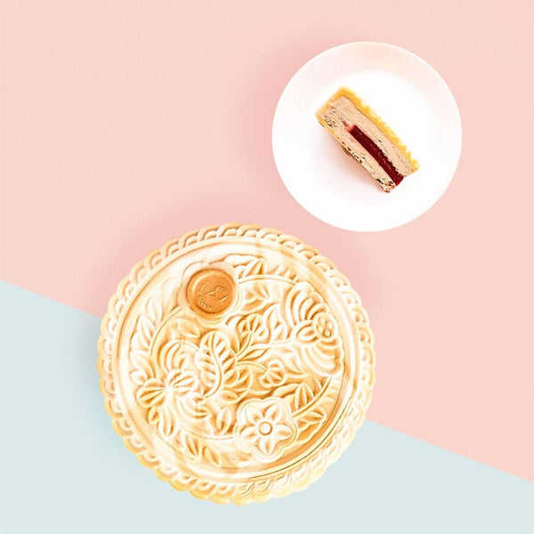 Inside Scoop Supermoon Ice Cream Mooncake