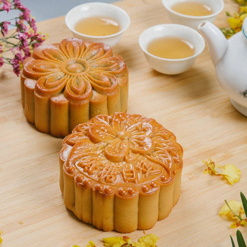 Tai Thong 2-Piece Mooncake Box
