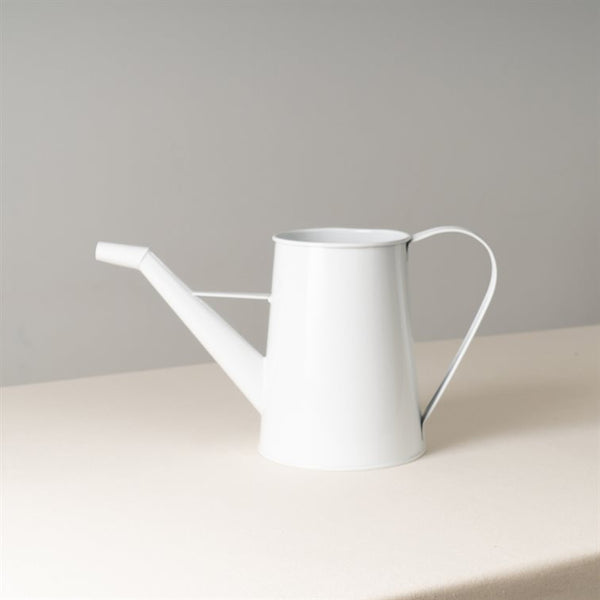 NIBOR White Watering Can