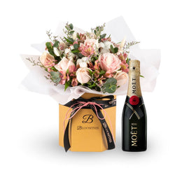 Moet & Chandon Champagne & Esmerelda Set
