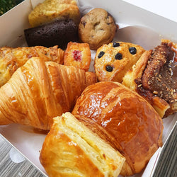 French Pastry Box