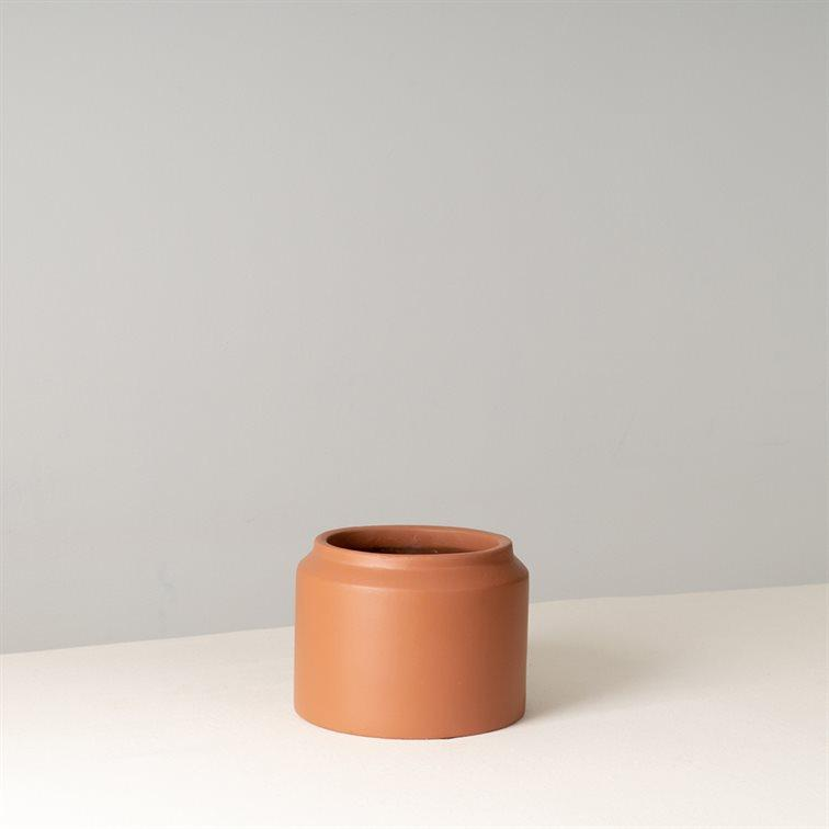 IVIV Brown Ceramic Pot 11 cm (D)