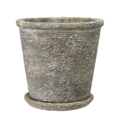 Concrete pot - Grey