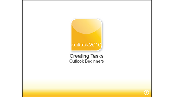 Office 2010 Outlook Beginners: Creating Tasks