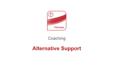 Coaching: Alternative Support