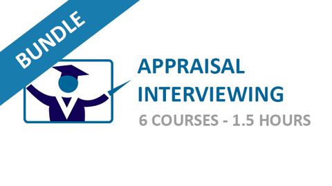 Appraisal Interviewing: Courses Bundle