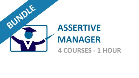Assertive Manager: Courses Bundle